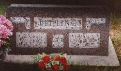 Agnes Sophia <i>Johnson</i> Behling