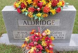 Agatha <i>Lee</i> Aldridge