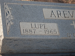 Lupe Arevalo