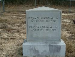 Octavia <i>Croom</i> McLean