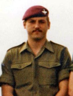 Pvt Mark William Fletcher