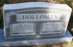 Ruth M <i>Brashear</i> Holloman