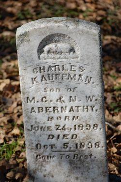 Charles Kauffan Abernathy