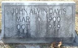 John Alvin Davis