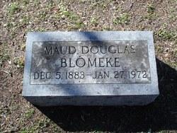 Maud <i>Douglas</i> Blomeke