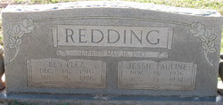 Jessie Pauline <i>Steuart</i> Redding
