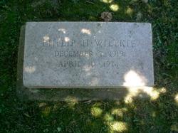 Philip H Willkie