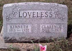 Clarence Switzer Loveless