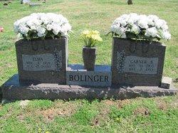 Elma <i>Boatright</i> Bolinger