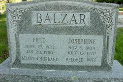 Josephine Balzar