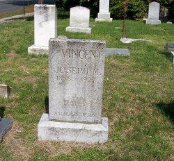 Joseph M Vincent