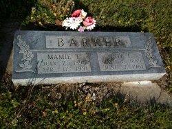 Mamie T <i>Gott</i> Barker