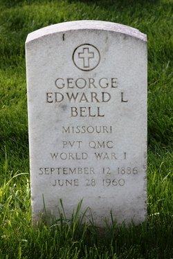 George Edward L Bell