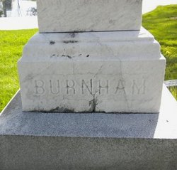 Emily <i>Clark</i> Burnham