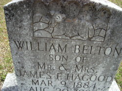 William Belton Hagood