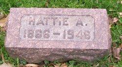 Harriet A. Hattie <i>Owen</i> Meigs