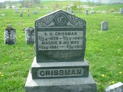 Maggie B Crissman