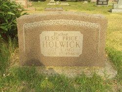 Elsie Price <i>Hollenbeck</i> Holwick