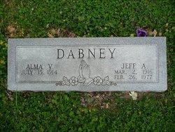 Alma Vera <i>Holloway</i> Dabney