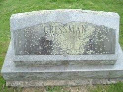Martha <i>Henry</i> Crissman