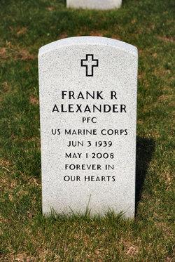 Frank Raymond Alexander
