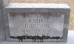 Katie Irene <i>Crenshaw</i> Johnson