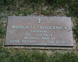 Wilbur Leslie Bilderback