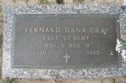 Vernard Dana Gray