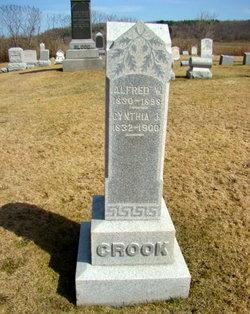 Cynthia Jane <i>Hawks</i> Crook
