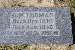 Clarence Walker Thomas