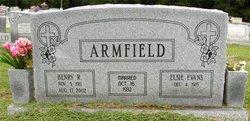 Elsie <i>Evans</i> Armfield