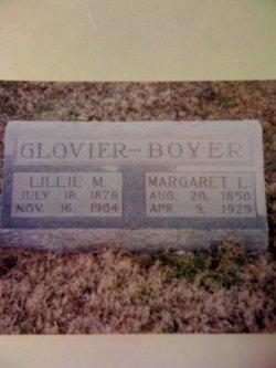 Margaret L. <i>Maggart</i> Boyer