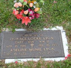 Adeline <i>Munie</i> Lyon