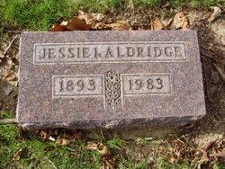 Jessie L Aldridge