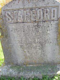 Elizabeth <i>Braden</i> Stafford