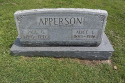 Paul Grover Apperson