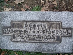 Florence <i>Loder</i> Morgan