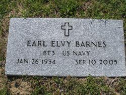 Earl Elvy Barnes