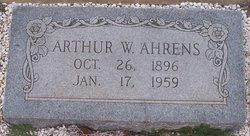 Arthur W Ahrens