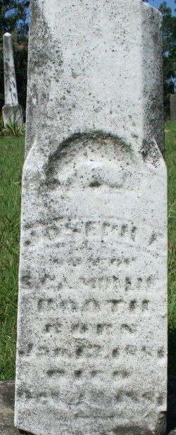 Joseph F Booth