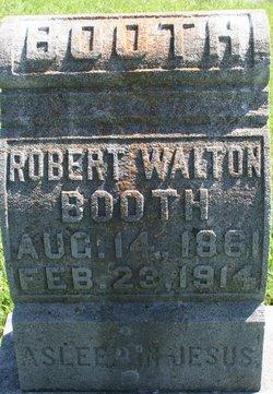 Robert Walton Booth
