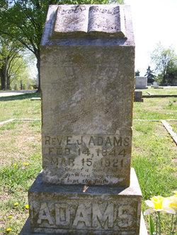 Rev Elam Jessie Adams