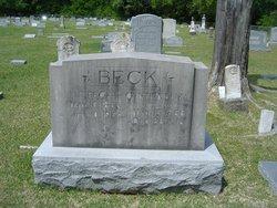 Cynthia Eliza <i>Witham</i> Beck