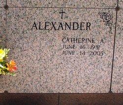 Catherine Burley <i>Augustine</i> Alexander
