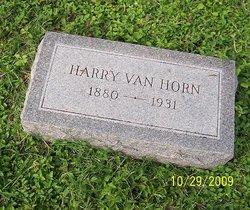 Harry Van Horn