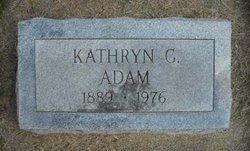 Kathryn G. Adam