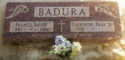 Catherine Francis Kate <i>Franckowiak</i> Badura