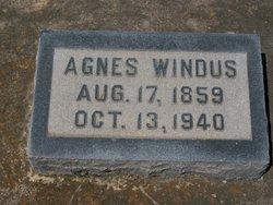 Agnes <i>Ballantyne</i> Windus