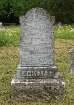 Benjamin Franklin Eckman