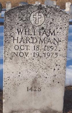 William Hardman